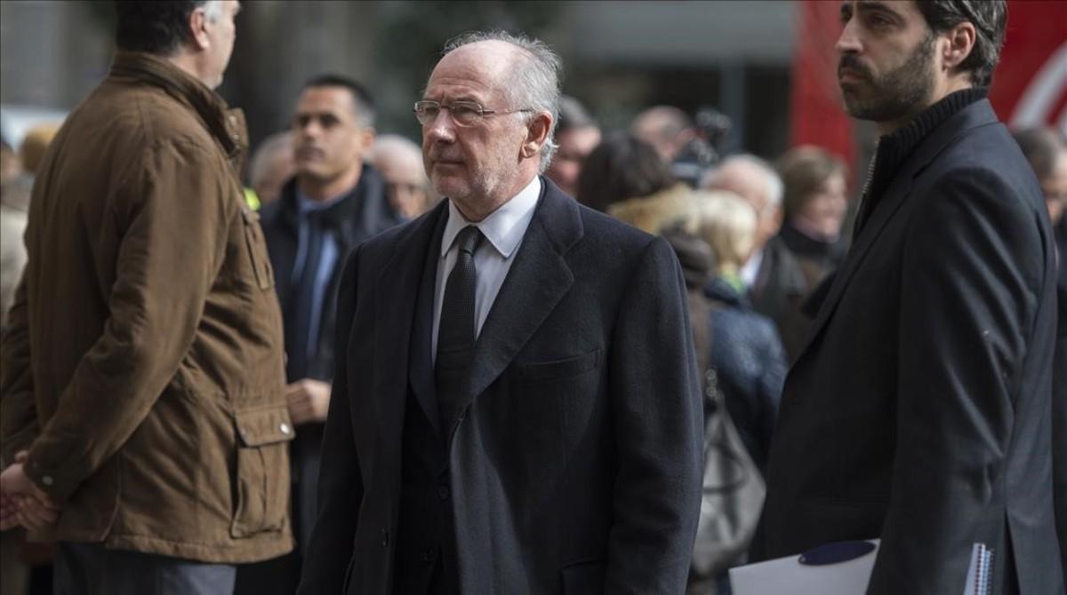 Rato dobl� el sueldo de su cu�ado en Caja Madrid durante tres a�os