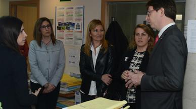 Mundó es compromet a crear una nova seu judicial unitària a Rubí
