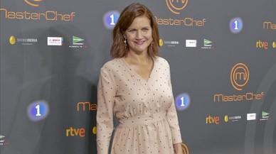 Samantha Vallejo-Nágera, en la presentación de 'Masterchef 5' en Barcelona