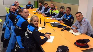 La Policia Local de Sant Boi i els Mossos obren un espai de coordinació