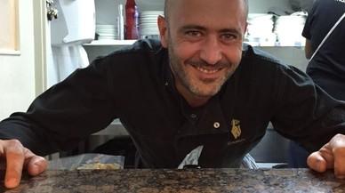 El xef Albert Mendiola, de Sant Boi, candidat a 'cuiner de l'any'