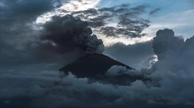Segunda erupción del Monte Agung en menos de una semana