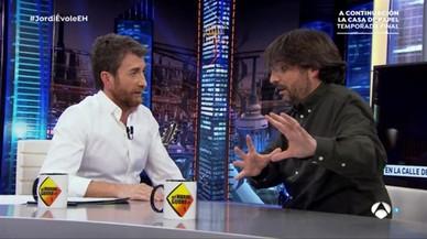 'El hormiguero' triunfa con Jordi Évole