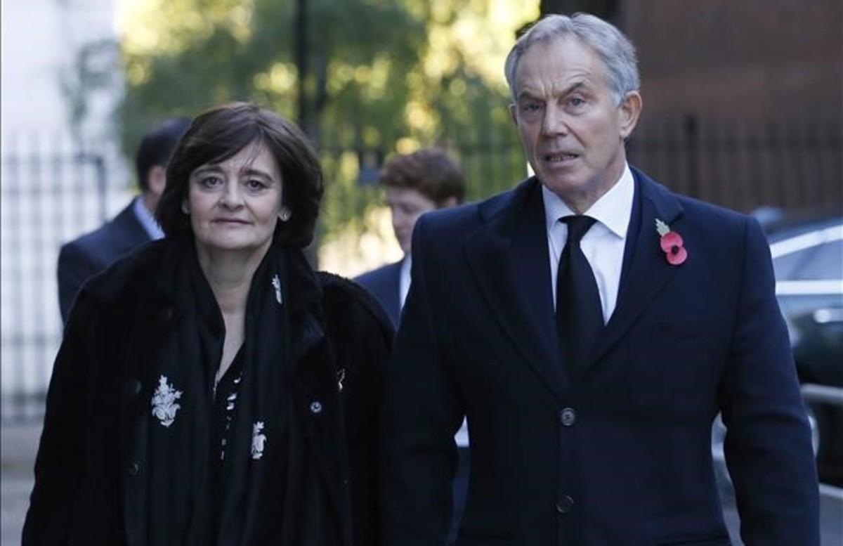 El fabuloso patrimonio de los Blair: 10 casas y 27 pisos
