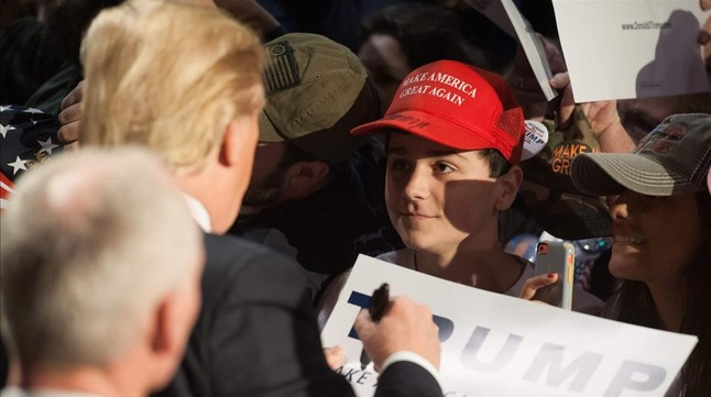La Biblia y Trump, una misteriosa alianza