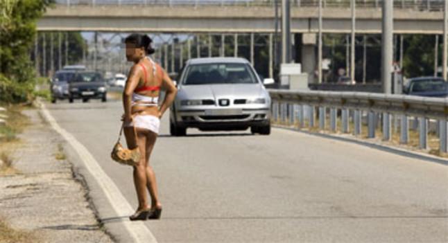 prostitutas autovia castelldefels zona prostitutas alicante