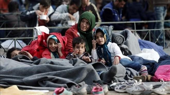 Dones refugiades: ¿qui se'n recorda d'elles?