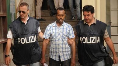 La polic�a italiana desmantela una banda que traficaba con inmigrantes