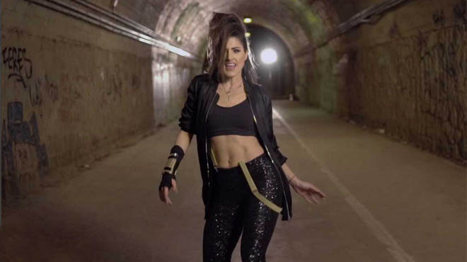Barei presenta el seu videoclip per a Eurovisió