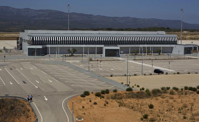 El aeropuerto sin aviones de Castellón gastó cinco millones de euros en publicidad en el 2011