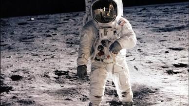 EEUU quiere enviar astronautas a la Luna y sentar las bases para explorar Marte
