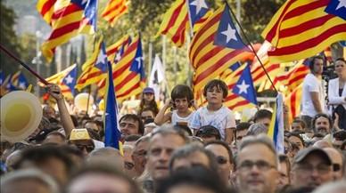 """Un estudi preveu un """"règim transitori"""" per a Catalunya dins de la UE"""