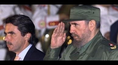 Espanya i Cuba, més a prop amb l'adéu a la doctrina Aznar