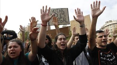 Els jutjats reben més denúncies per lesions i per la inactivitat dels Mossos