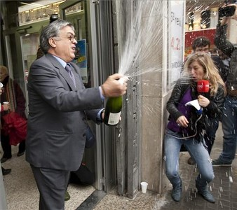 lista provisional loteria navidad: