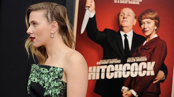 Scarlett Johansson presenta el tiempo en el programa 'Today'