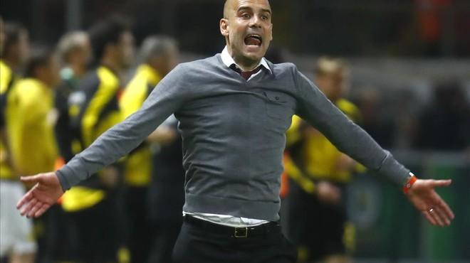 Guardiola s'acomiada del Bayern amb un altre doblet