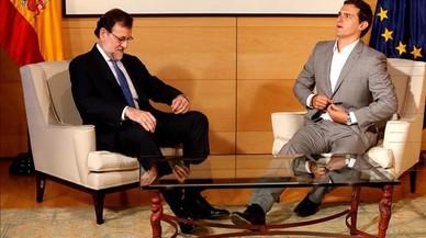 Ciutadans votarà 'no' a Rajoy en la primera investidura i s'abstindrà en la segona
