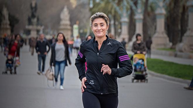 Eva Botello disputa diumenge la seva segona marató