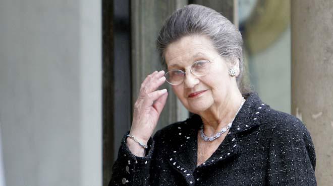 Mor Simone Veil, primera dona presidenta del PE i figura del feminisme