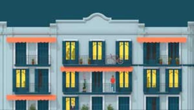 Barcelona afronta el repte de l¿habitatge perquè sigui un dret i no un luxe