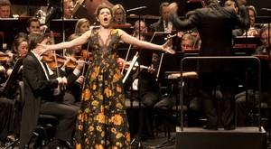 Sabina Puértolas, Poppea en el montaje presentado en el Gran Teatre del Liceu.