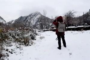 Renfe rescata de la nieve a 146 personas en la sierra madrileña