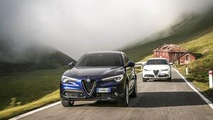 Alfa Romeo Stelvio blanquiazules espanyol