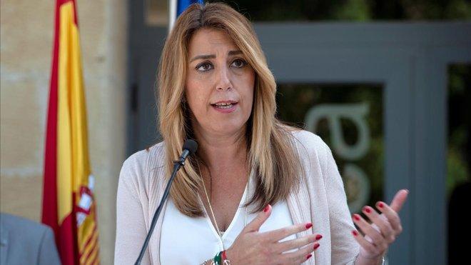 Susana Díaz ya ha firmado el decreto para adelantar las elecciones al 2 de diciembre