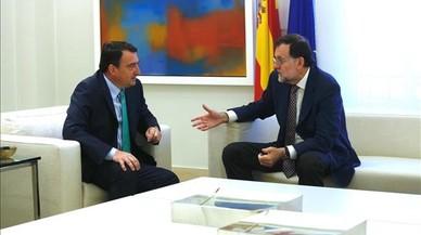 El PNV rebutja investir Rajoy i augmenta la pressió sobre el PSOE