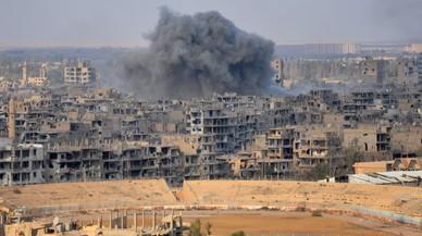 L'Estat Islàmic perd el seu últim centre de poder a Síria