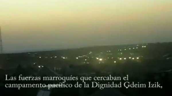 El Marroc arresta massivament joves sahrauís a Aaiun