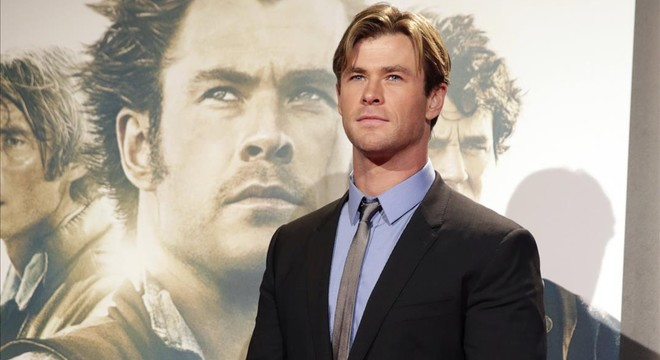 Una imagen de archivo de Chris Hemsworth, en Madrid.