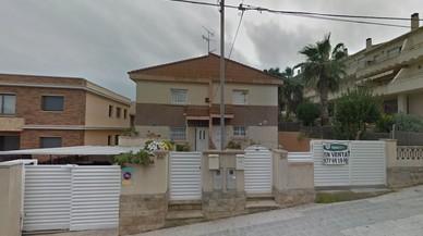 Explosió en una casa okupada de Segur de Calafell