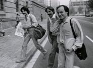 Els Joglars, frente a la Modelo.
