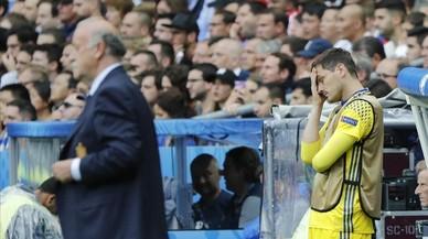 Casillas i Del Bosque firmen la pau