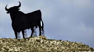 El Suprem resol en contra que el toro d'Osborne sigui un símbol d'Espanya
