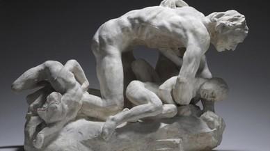 Rodin i la seva visió de l'infern ompliran la Mapfre a la tardor