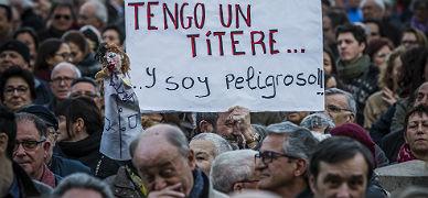El fiscal pide la libertad para los titiriteros