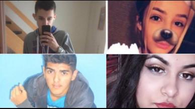 Fotografías que se han colgado en las redes sociales de desaparecidos en el atentadode Mancherter.