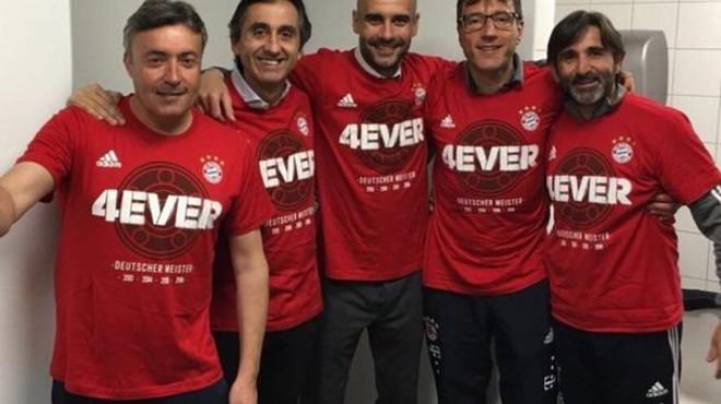 Guardiola conquista la seva tercera Bundesliga consecutiva amb el Bayern
