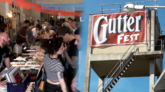 Gutter Fest, la feria de la autoedición de BCN