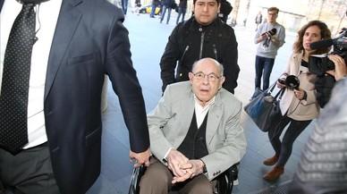 Millet demana absentar-se de la resta de sessions del judici del 'cas Palau'