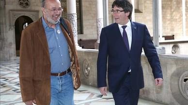 """CCOO assistirà a la cimera sobre el referèndum, però no per ser un """"palmero"""""""