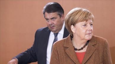 Així va donar l'SPD el poder a Merkel i així l'hi donarà el PSOE a Rajoy