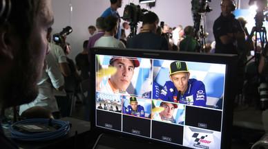 Rossi quiere convertirse en el árbitro del título