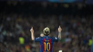 Messi, bons desitjos del club, poc moviment