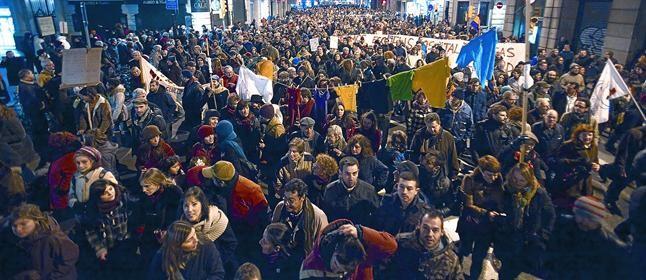 Protestas del siglo XXI