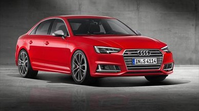 MÁS ESTILO. En su llegada al mercado, los nuevos S4 berlina y S4 Avant ofrecen una imagen más agresiva y añaden mayor dinamismo.