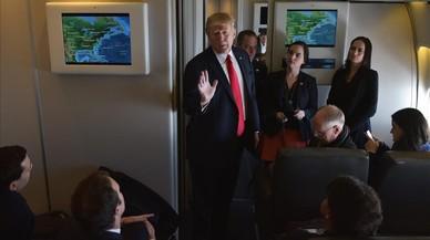 Trump segueix parts del guió d'Obama amb l'Iran i Rússia
